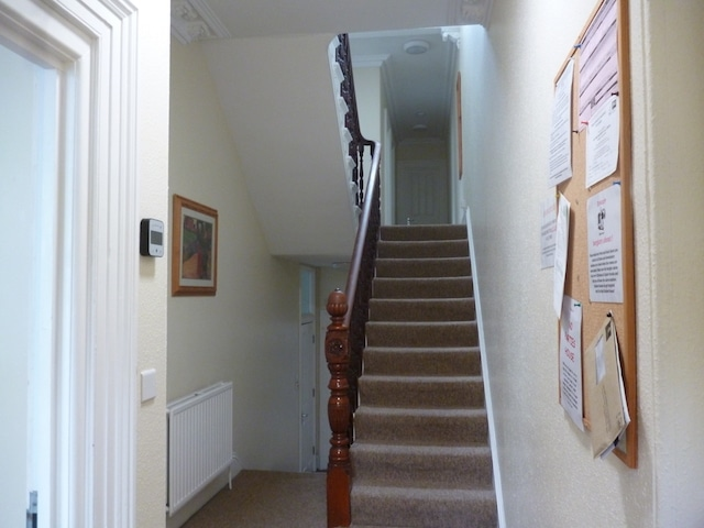 30FPR Hall:Stairs
